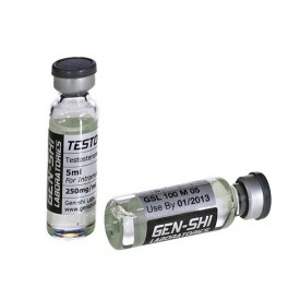 Testosterone Cypionate Injection 250mg Genesis 10ml Vial